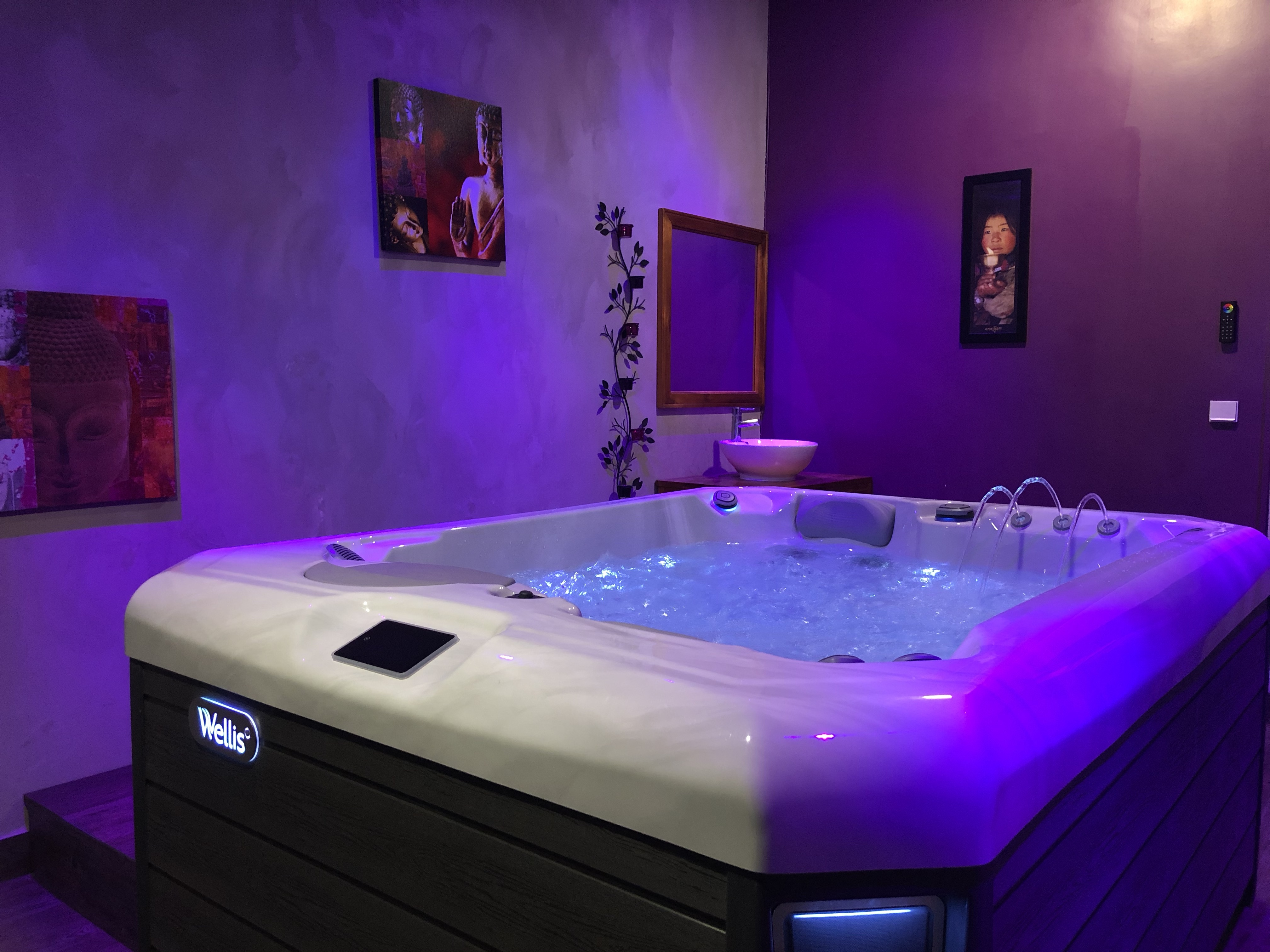 Hotel Spa Reims Wellness And Massage At The Hotel Du Golf De L