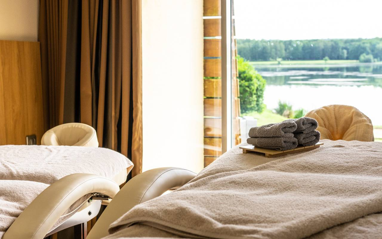 Hotel Laon treatments and massages relaxing stay