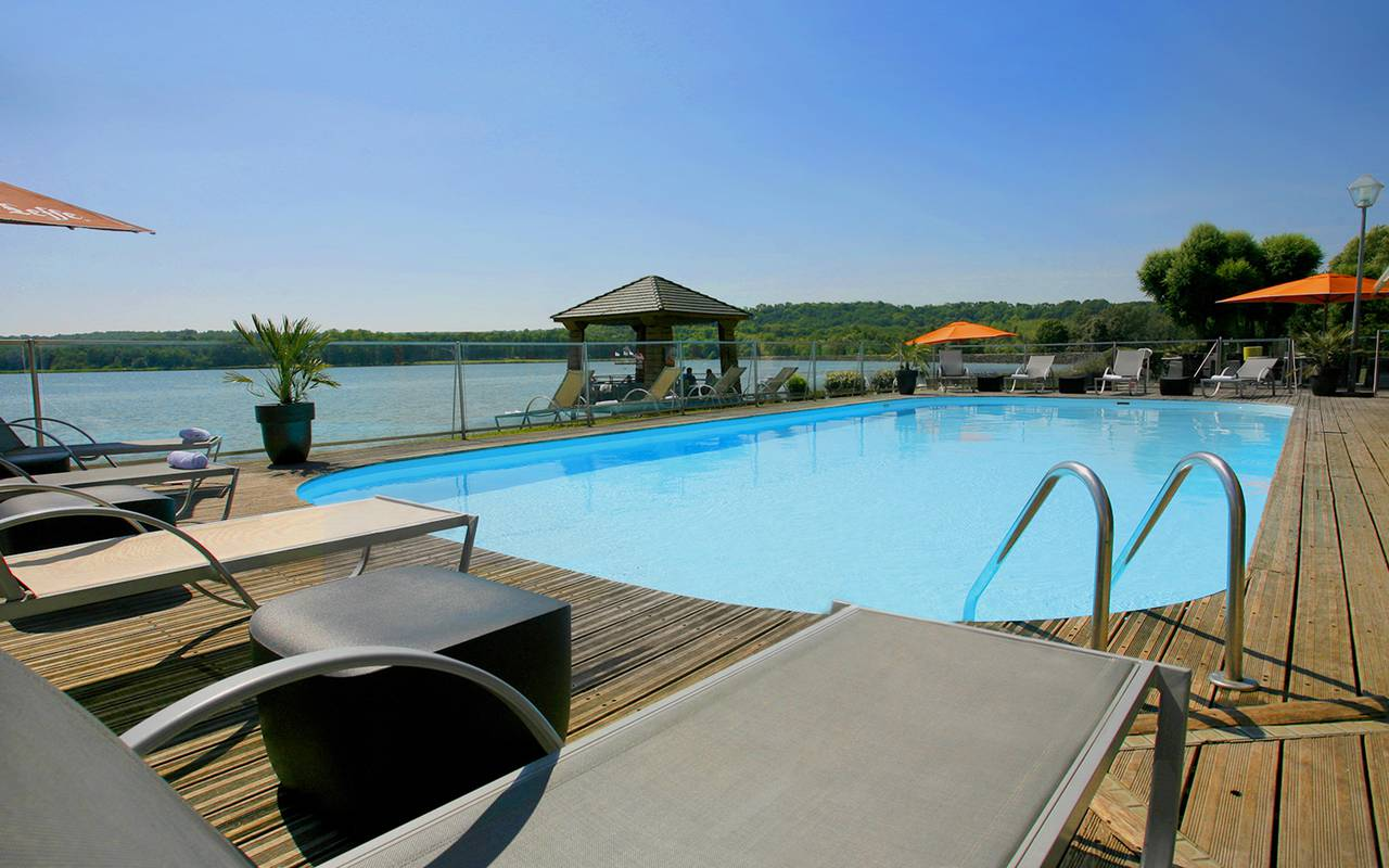 Hôtel avec piscine en Picardie