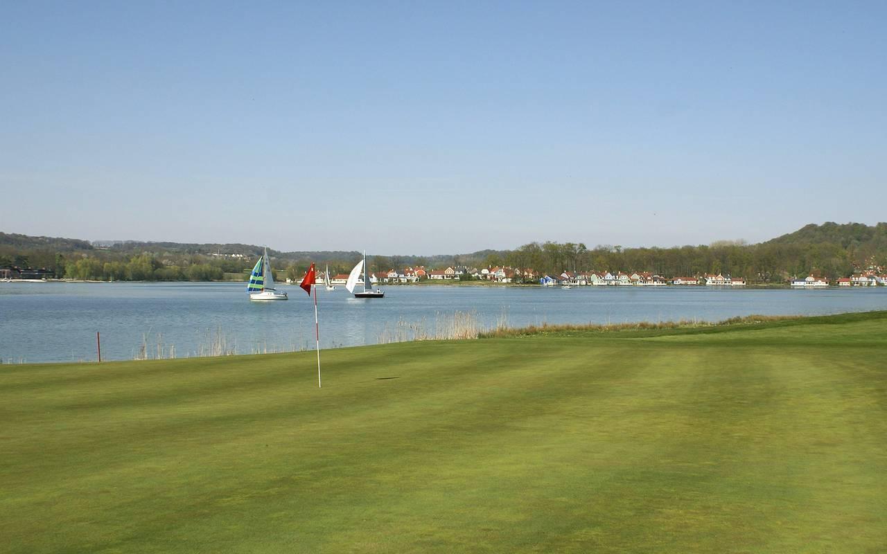 Hôtel golf 4 étoiles à Reims