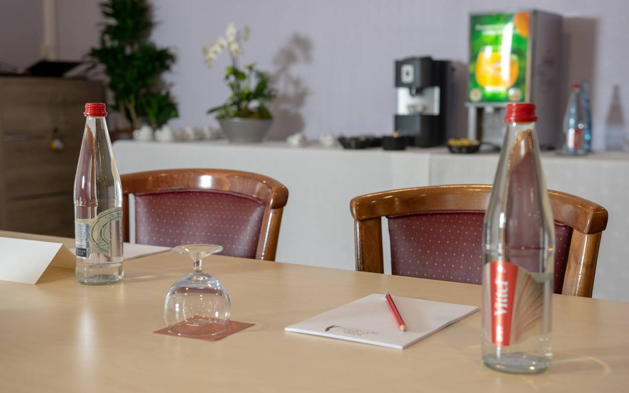Événement professionnel hôtel restaurant Reims