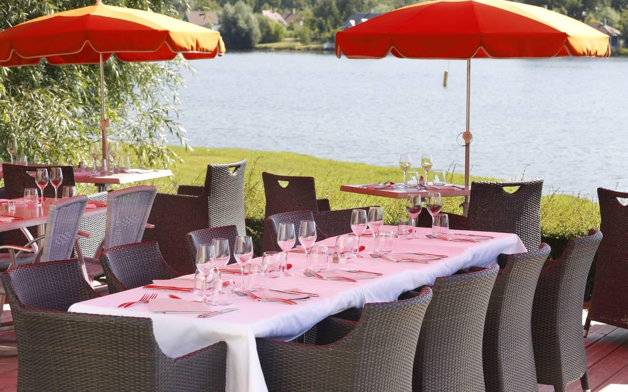 Repas en famille hôtel restaurant Reims